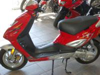 2008 Adly Moto TB 50 (I) Clean low mileage scooter