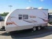 2008 Adventure Wedge Moonlighter Travel Trailer This is