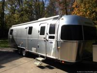 2008 Airstream 31 Classic Limited in Excellent