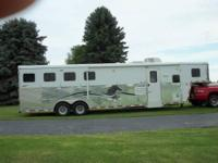 For Sale: 2008 American Spirit 8411 4 Horse trailer