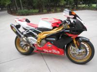 Make: Aprilia Model: Other Mileage: 3 Mi Year: 2008 VIN