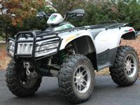 Up for sale is a 2008 Arctic Cat Thundercat 1000 with