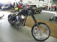 VERY TIDY 2008 ARLEN NESS HIGHLINER WITH SIMPLY 3,991