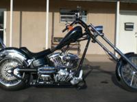 Custom Built right here at Brothers Cycle. Custom flame