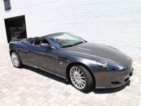 2008 DB9 Volante Meteorite Silver with Obsidian Black -