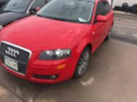 This outstanding example of a 2008 Audi A3 is offered