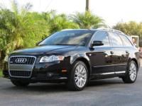 2008 AUDI A4 2.0 TURBO QUATTRO AWD AVANT WITH S-LINE