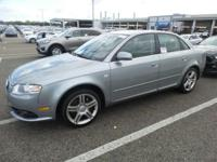 Options:  2008 Audi A4 2.0T Special Ed. 4Dr Sedan (2L