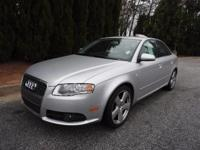 VERY CLEAN A4, WELL MAINTAINED. CLEAN CAR FAX, FULLY