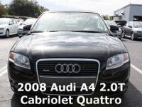 6-Speed Automatic w/Tiptronic, quattro, and Black