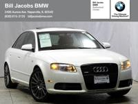 **CLEAN CARFAX** and **LEATHER**. S-Line Exterior