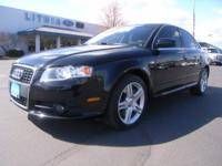 2008 Audi A4 4dr All-wheel Drive quattro Sedan 2.0T Our