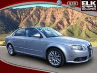 For 2008, the Audi A4 receives only minor changes.