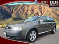 2008 Audi A6 4dr Car Our Location is: Elk Mountain