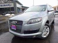 Options:  2008 Audi Q7 3.6|Towing Package|8