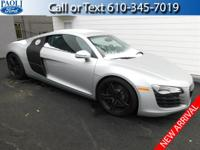 **CLEAN CARFAX**ACCIDENT-FREE**R8 QUATTRO** 2008 Audi