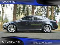 2008 *Audi* *RS4*, Clean Title And CARFAX Certified, 2