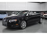 This 2008 Audi S4 is offered to you for sale by Music