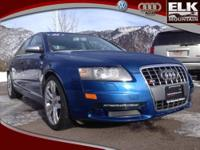 2008 Audi S6 4dr Car Our Location is: Elk Mountain