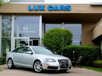 ONE OWNER SUPER CLEAN & VERY WELL MAINTAINED 2008 AUDI