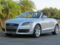 2008 AUDI TT 2.0 TURBO ROADSTER, AUTOMATIC WITH PADDLE