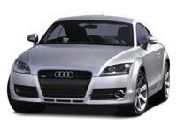 PREMIUM & KEY FEATURES ON THIS 2008 Audi TT include;