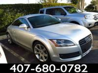 2008 Audi TT Our Location is: AutoNation Honda Sanford