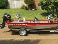 ........This Bass Tracker Pro Team 175TXW boat is 17