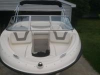 2008 195 19.5 foot bayliner bowrider...Very clean low