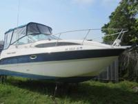 2008 Bayliner 245 2008 Bayliner 245 Sunbridge, 350 MAG