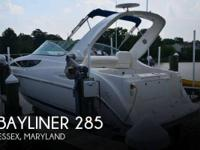 2008 Bayliner 285 - Stock #086922 -