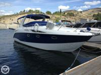 Examine out this 2008 Bayliner 320. Original owner,