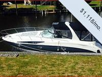 2008 Bayliner 34 SB For Sale !!! - roughly 4/5