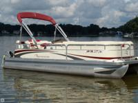 Dealing specifically in the pontoon boating, Bennington
