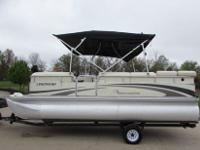 Trailstar trailer. this boat has many options that you