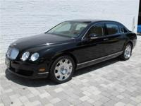 2008 BENTLEY CONTINENTAL FLYING SPUR - Beluga with