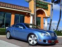 This is a Bentley, Continental GT for sale by Domani