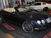 Euro Motorsport is offering this beautiful Bentley