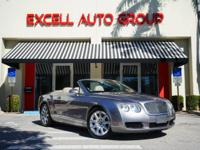 Introducing the 2012 Bentley Continental GTC with the