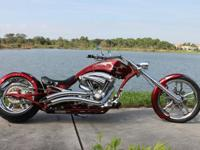 2008 BIG BEAR CHOPPERS ATHENA PRO STREET1 OWNER