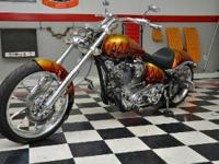 2008 Big Dog Mastiff. This bike will turn heads - Mint