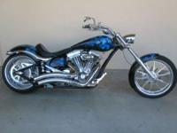 2008 Big Dog Motorcycles Mastiff FUEL INJECTED 117