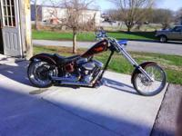 Up for sale is 2008 Black Hawk Spectra custom-made