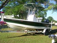 2008 Blazer Bay Boat 19.60 ft Center console 150 HP