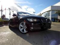 2008 BMW 335i Convertible!! Low Miles !! Classic Black