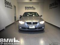 2008 BMW 3 Series 328i in Gray vehicle highlights