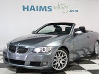 Fast approval guarantee. 2008 BMW 328i. Converible.