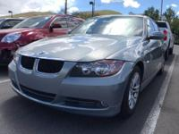 Come see this 2008 BMW 3 Series 328i. Its Automatic