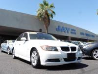 Options:  2008 Bmw 3-Series 4Dr Sdn 328I Rwd