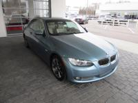 2008 BMW 3 Series 2D Convertible 335i 3.0L 6-Cylinder